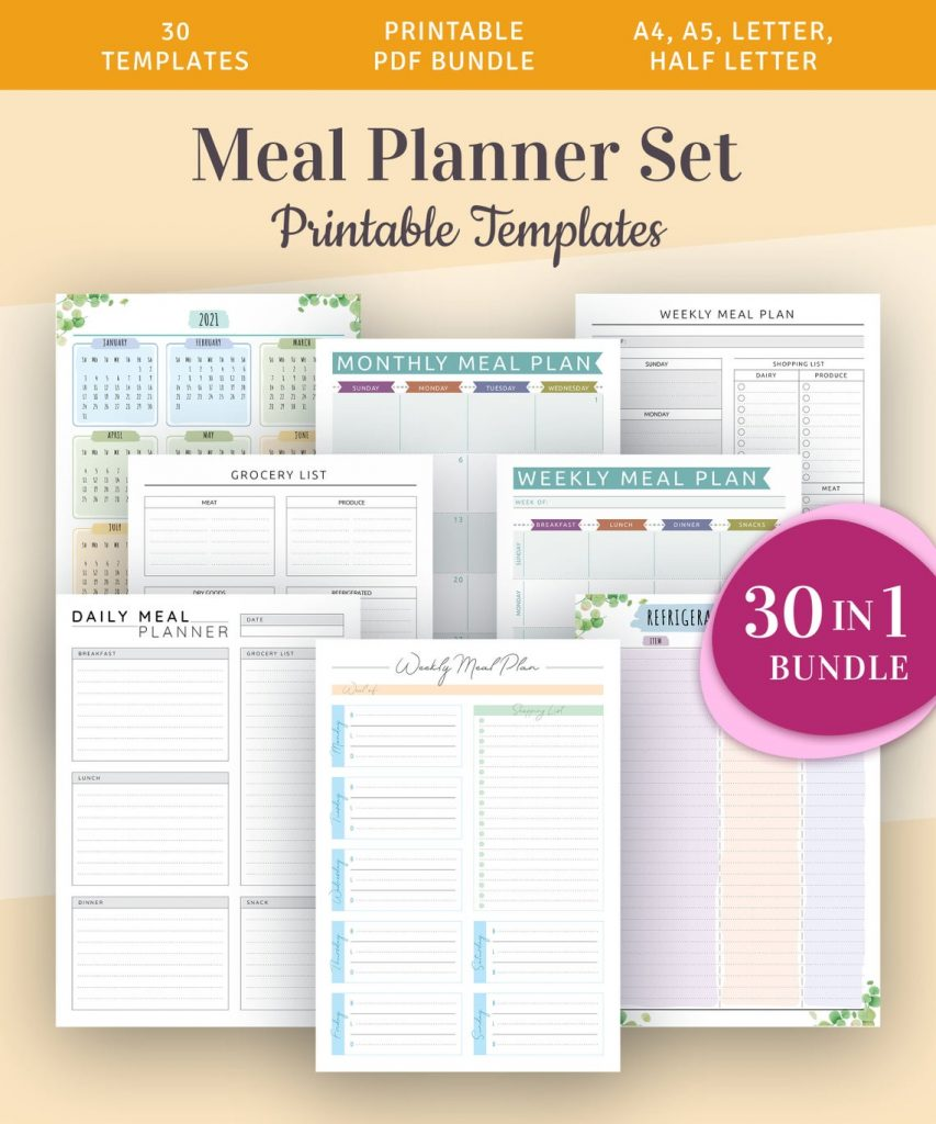 meal-planner-templates